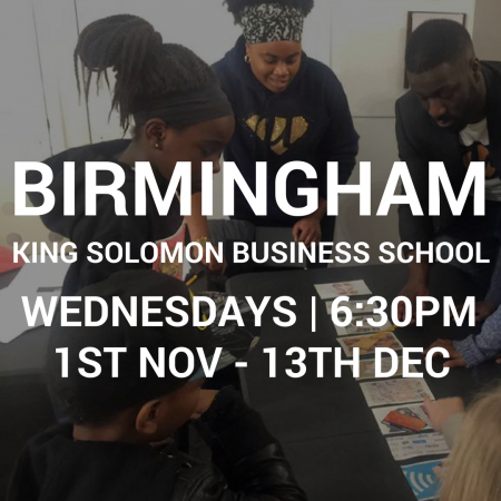 King Solomon (6.30pm – 8pm)