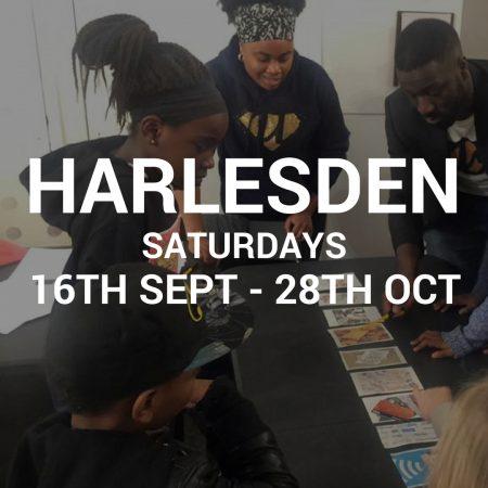 Harlesden – Sat 16th Sept to 28th Oct
