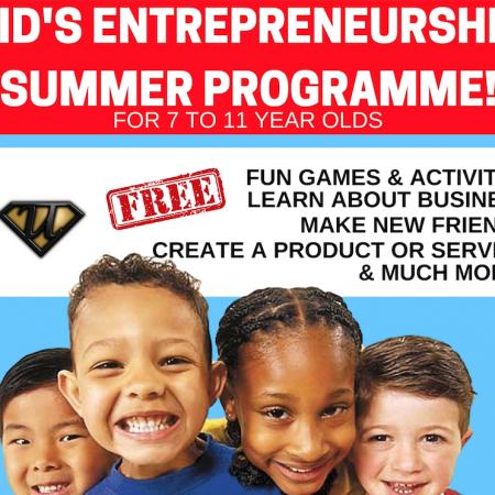 Kilburn Summer Entrepreneurship Programme