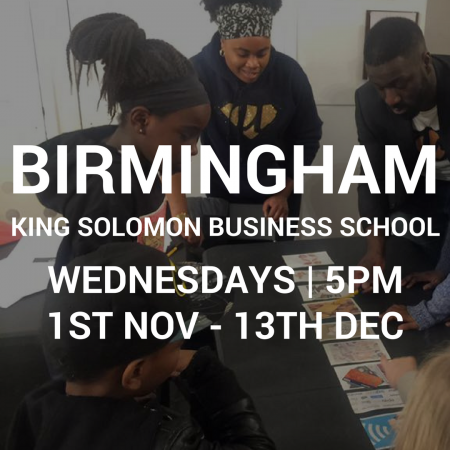 King Solomon (5pm – 6.30pm)