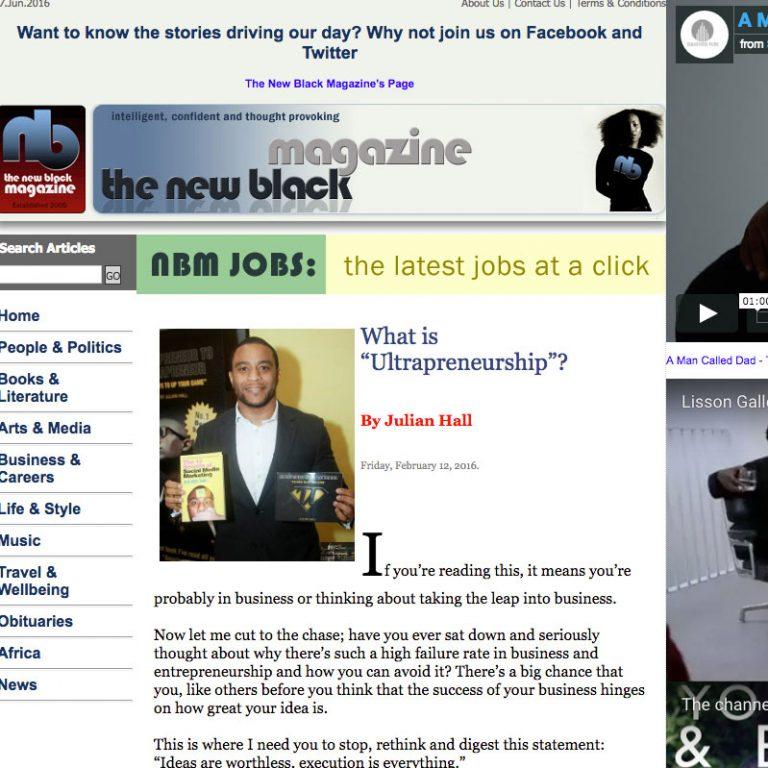 The Black Magazine