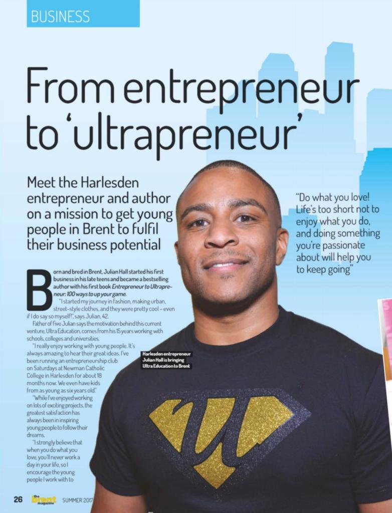 The Brent Magazine