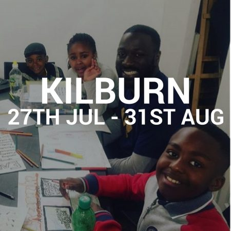 7th July – 31st August (Kilburn)
