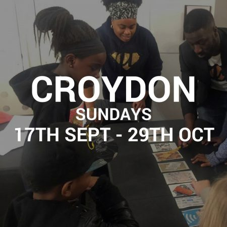 Croydon – Sun 17th Sept to 29th Oct