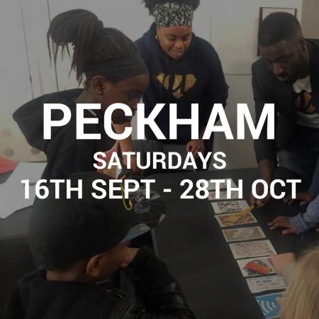 Peckham 16th September – 28th October