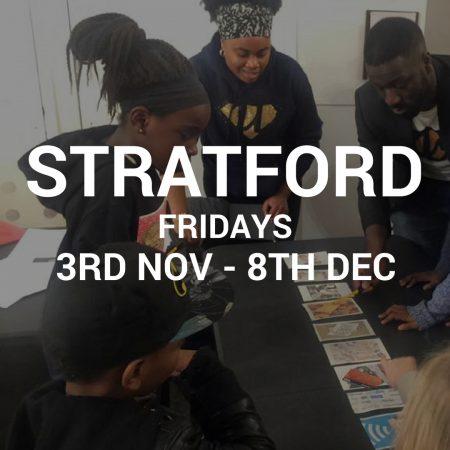 Stratford 3/11 to 8/12