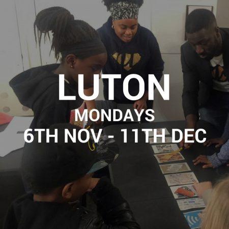 Luton 6/11 to 11/12