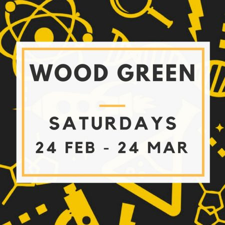 Wood Green 24/02 to 24/03