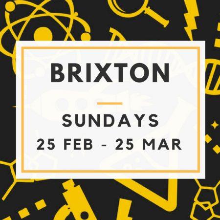 Brixton 25/02 to 25/03