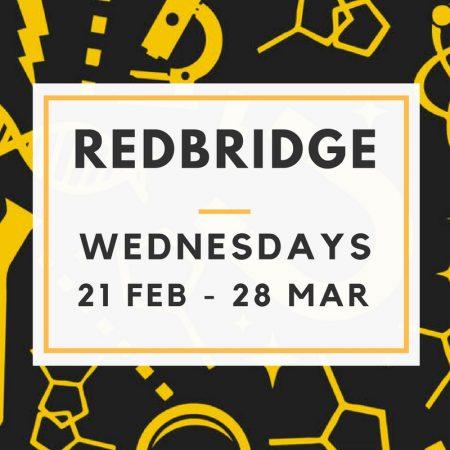 Redbridge 21/02 to 28/03