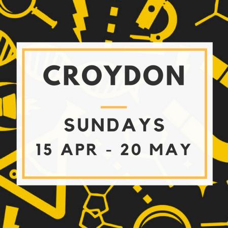 Croydon 15/04 to 20/05
