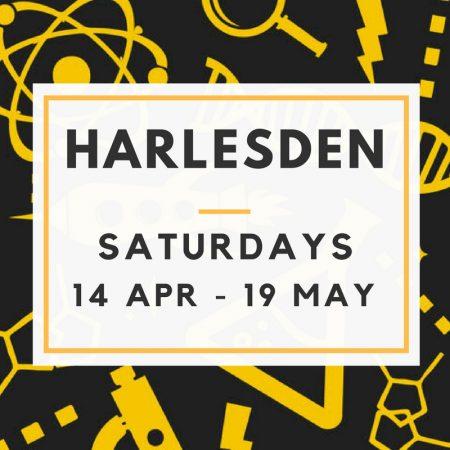 Harlesden 14/04 to 19/05