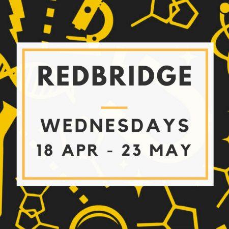 Redbridge 18/04 to 23/05