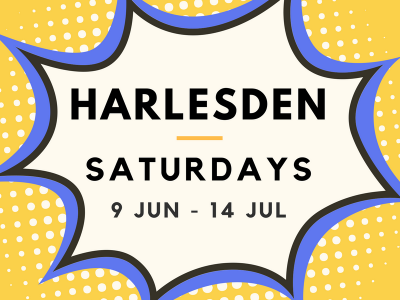 Harlesden 09/06 to 14/07