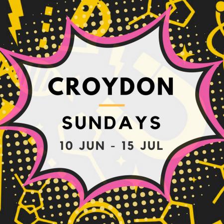 Croydon 10/06 to 15/07