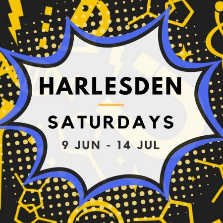 Harlesden 09/06 to 14/07