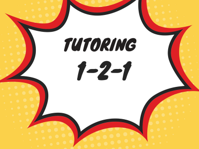 1-2-1 Tutoring for 6 weeks