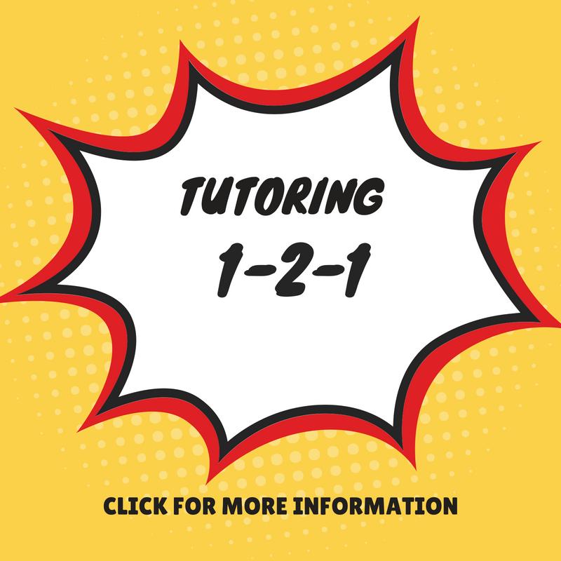 1-2-1 Tutoring