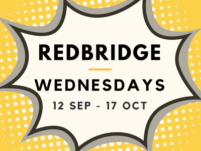 Redbridge 12/09 to 17/10