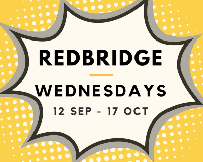 Redbridge 12/09 to 17/10
