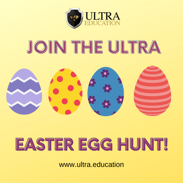 Read more about the article Get Involved in the Ultra Virtual Easter Egg Hunt!