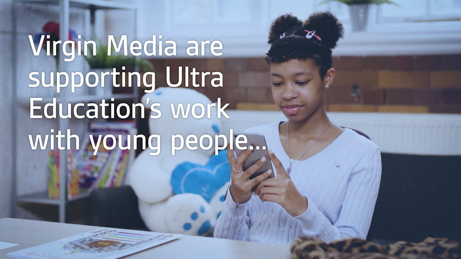 Ultra connecting young entrepreneurs with Virgin Media!