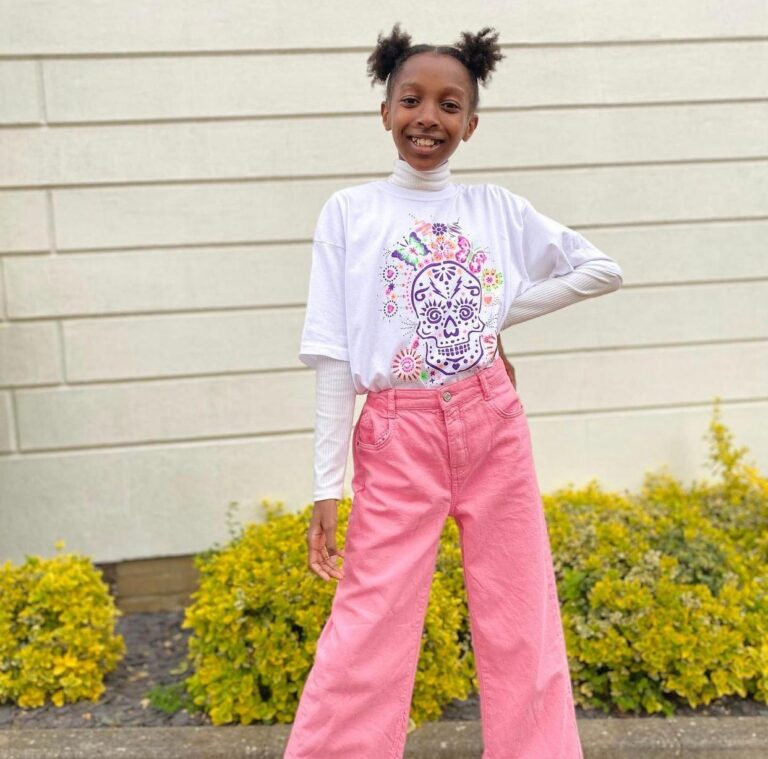Rising Star: Maya Glitters Makes Her TV Debut On Blue Peter!