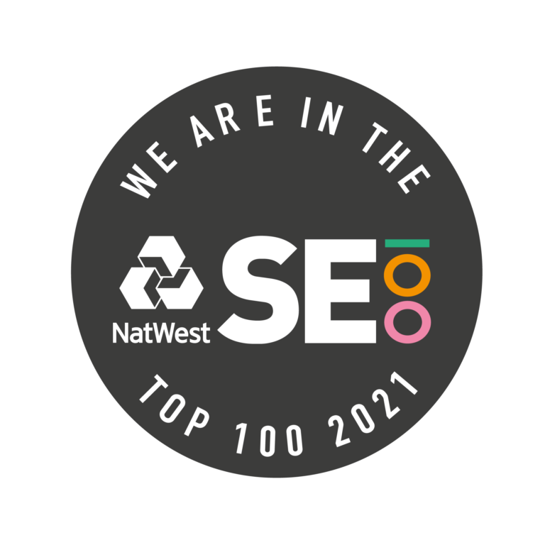 Read more about the article Ultra recognised as one of the Top 100 Social Enterprises in the UK!