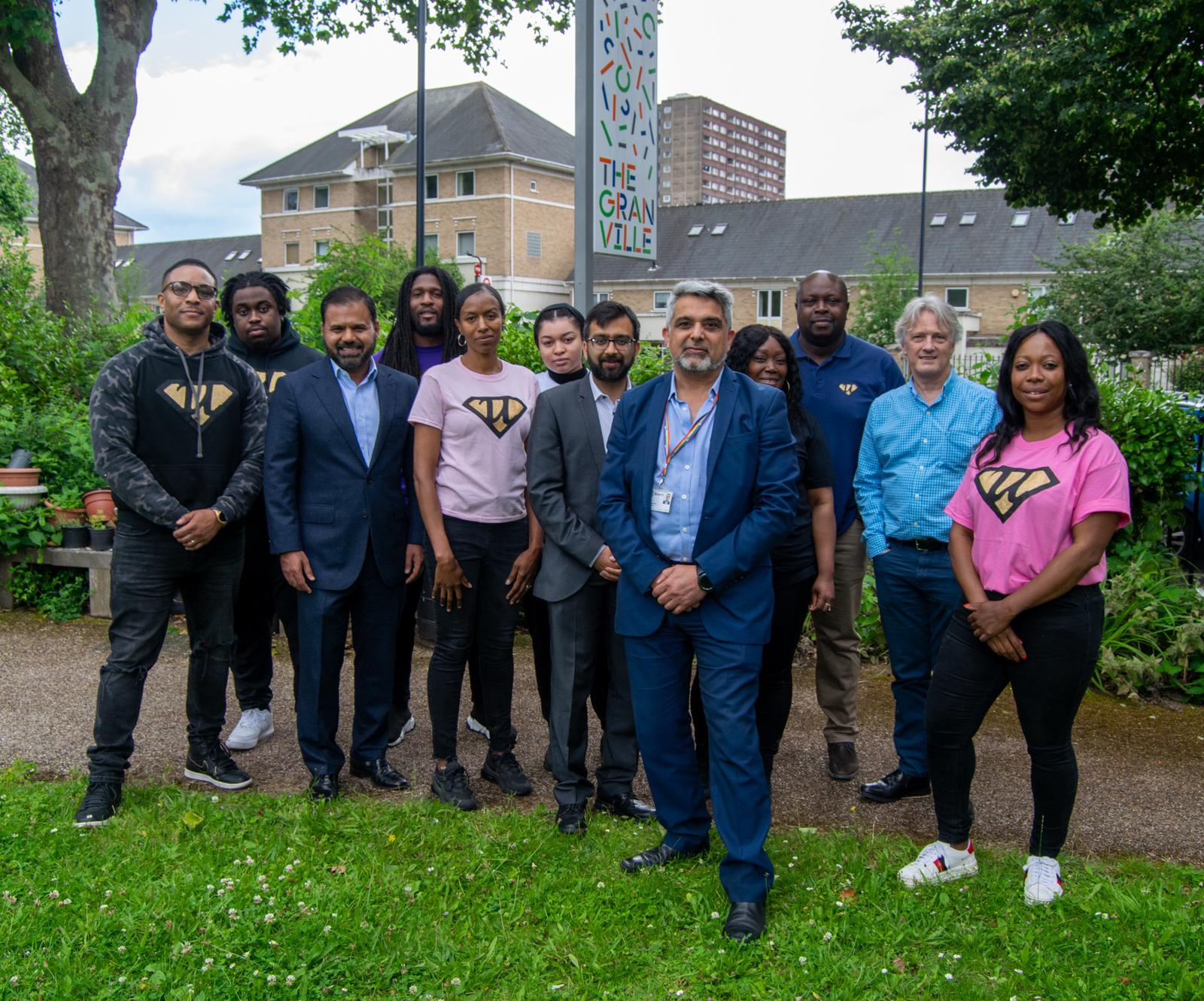 Team Ultra meet with London Assembly Members!
